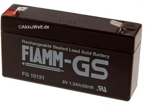 Bleigel-Akku für Fiamm FG10121