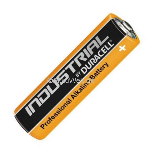 Duracell Industrial Alkaline Batterie Mignon AA LR06 MN1500 ID1500