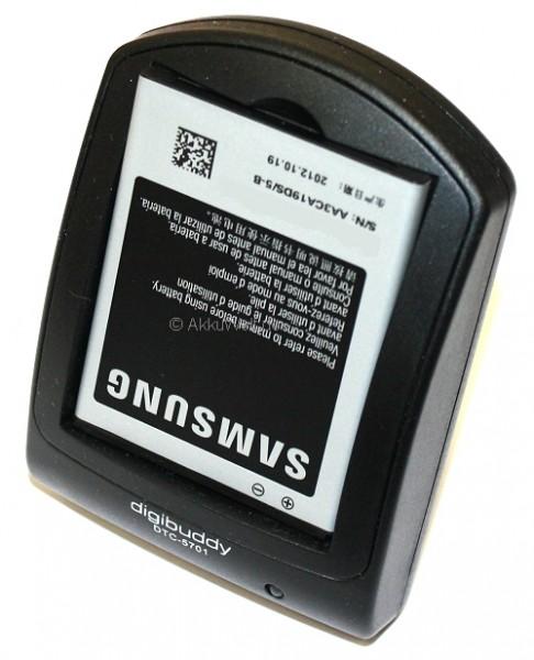 Tisch-Ladegerät für Samsung Galaxy S1 I9000 EB575152LU