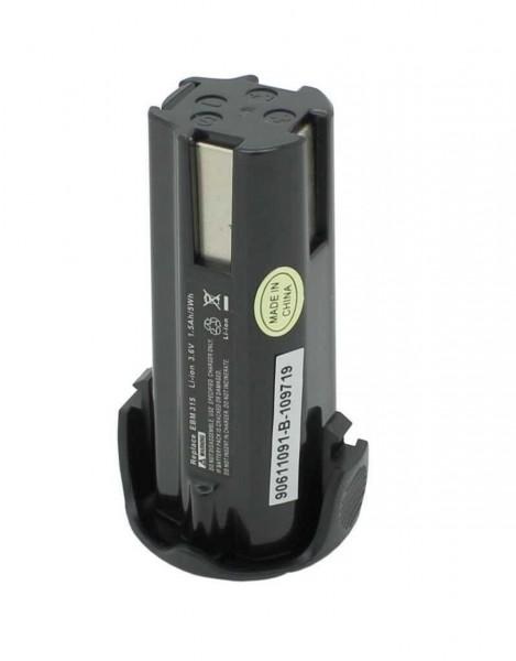 Ersatzakku Werkzeugakku für Hitachi EBM315 EBM 315 DB 3 DL DB3DL FDB 3 DL FDB3DL