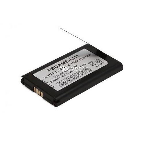 Ersatzakku für Datalogic BP08-000600 Memor