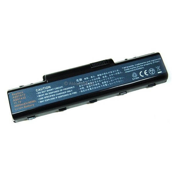 Ersatzakku für Acer Aspire 4315, 4520(G), 4710, AS07A31/32/41/5