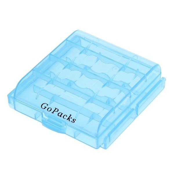 Akkubox für 4x AA Mignon AAA Micro