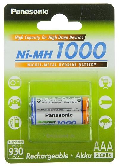 Original Panasonic Akkus für Telefon Medion MD5093 MD 5093