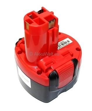 Ersatz Werkzeugakku Bosch GSR-7,2-1 GSR-7.2-1 2607335437