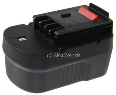 Ersatzakku für Firestorm EZ 3561NK EZ 3561X FS 1400D FS 1400D-2