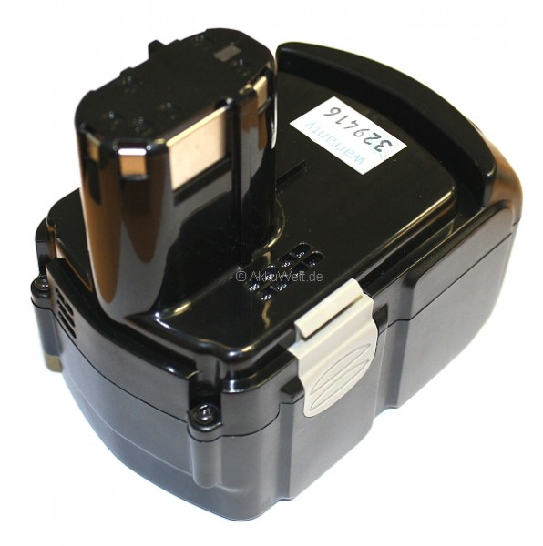 Ersatzakku für Hitachi BCL1815 BCL1830 EBM1830