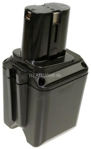 Ersatz Werkzeugakku Bosch GBM 12VE 2607335014