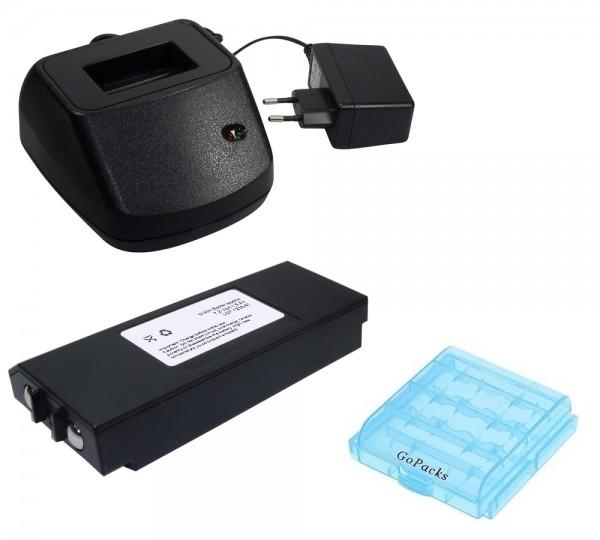 Ladegerät für Kransteuerung HIAB XSDrive + Akku 16262 3786692