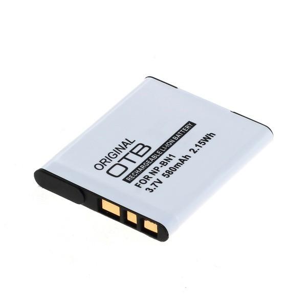 Ersatzakku für Sony NP-BN1 DSC-W380 NPBN1 DSCW380 DSC-T99 DSC-TX