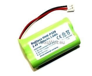 Ersatz Akku für Panasonic KX-TG2650 GP160AAH2BMXZ HHR-P509