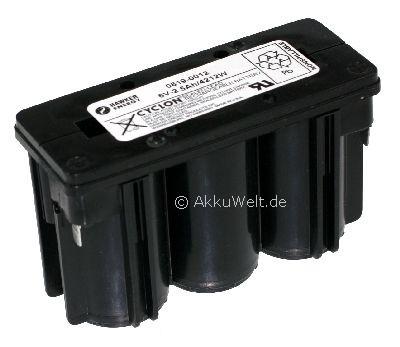 Akku Enersis Cyclon 2.5-6 0819-0012 Monoblock 0819-1006 0819-0016 Crosstrainer Ergometer von Cybex L