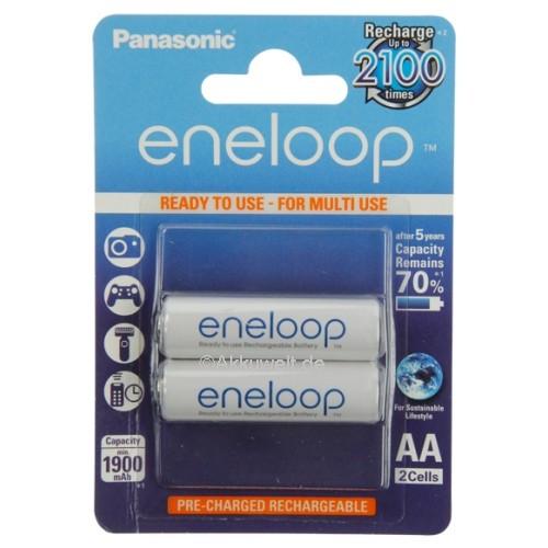 Panasonic Eneloop HR3-TG-BP Mignon AA LR6 AM3 2er Blister