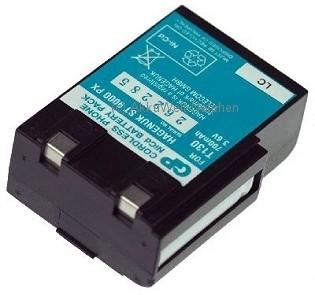 Ersatzakku für Hagenuk ST9000PX T312 Hitachi Hata 100 Telecom S