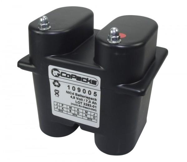 Ersatzakku für Bosch HK 100 G HK 100G DIN 49837, HKB100, HKB100E HK100