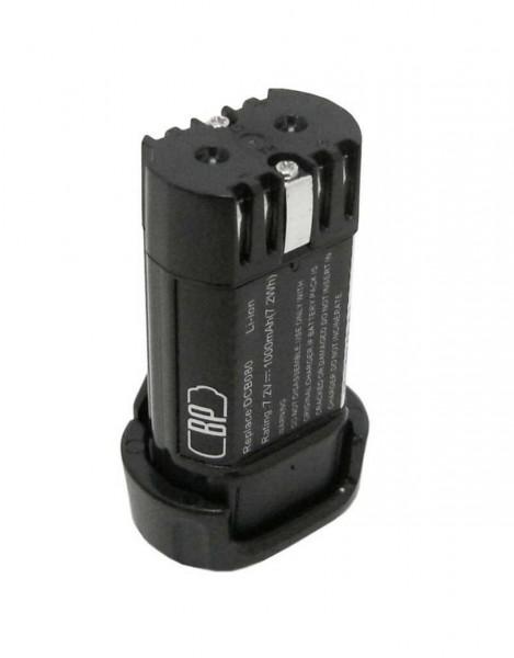 Ersatz Akku Werkzeugakku für Dewalt DCF680G2 DCB080 DCF680N1 DCF680N2 DW4390