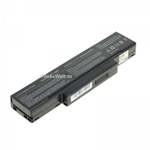 Ersatzakku für BenQ Joybook R55E Serie SQU-528 Clevo M660 MSI M660