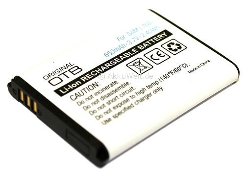 Ersatzakku für Samsung SGH-L760 AB553443DE