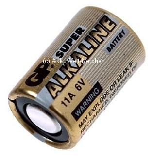 Batterie GP11A Alkaline GP11A LR11A MN11 L1016 CX21A 6V