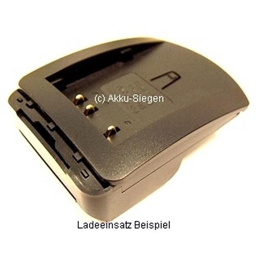 Adapter für Li-Ion Akku Sony NP-F(M)xx JVC BN-V607