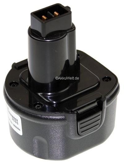 Ersatz Akku Werkzeugakku DEWALT DE9061 DW9061 DW902 DW911 DW926K