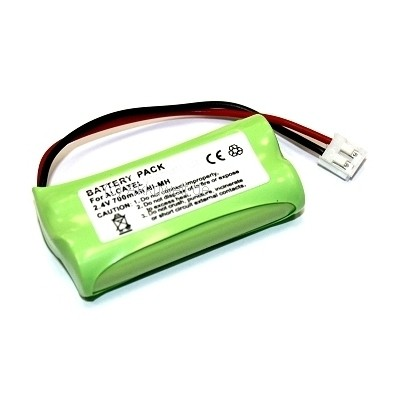 Ersatz Akku für Babyphone Monitor Tomy Digital Plus TD300 TD350 TF525 TF550 TP71029B Telefon Telefun
