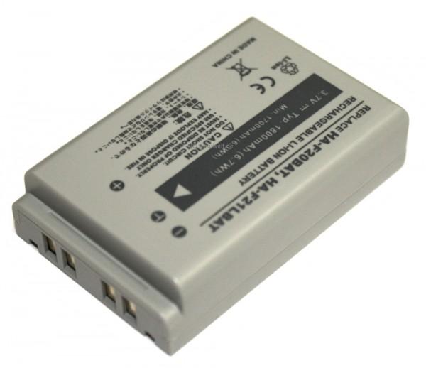 Ersatzakku für Scanner Casio DT-X7 HA-F20BAT HA-F21LBAT DT-X7M30R