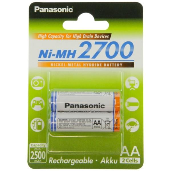 Ersatzakku für Pentax Optio E50 E 50 Panasonic Mignon AA HR-3U