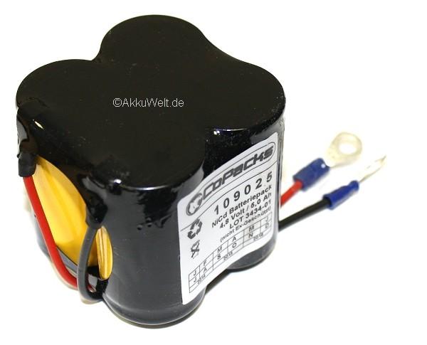 Ersatzakku für CEAG Handlampe C5008 W271