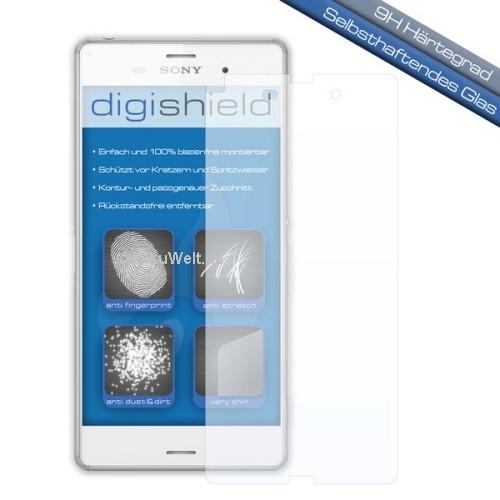 digishield Displayschutzglas für Sony Xperia Z3