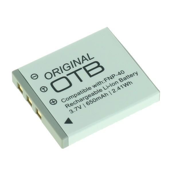 Ersatzakku für Pentax Optio 450 A10 A20 A30 L20 T10 T20 WP W